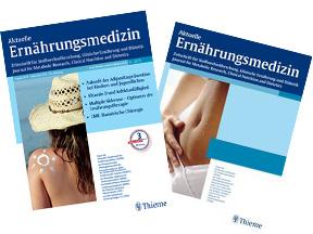 """Aktuelle Ernährungsmedizin"" - Organ der DGEM"