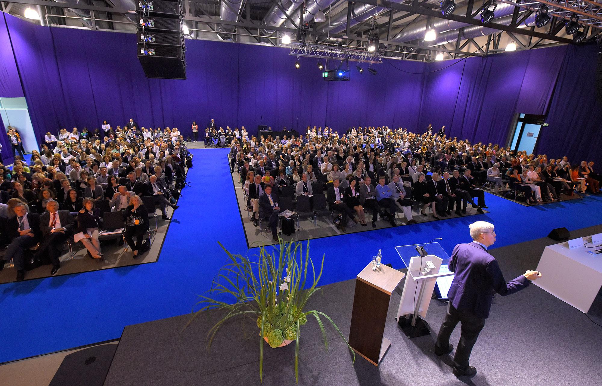Foto von der Vorlesung